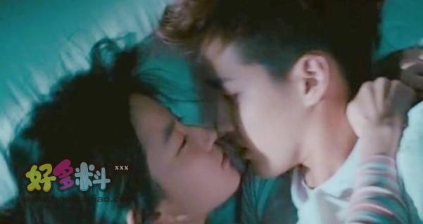 刘亦菲和吴亦凡吻戏什么反应 两人激吻画面甜的发腻